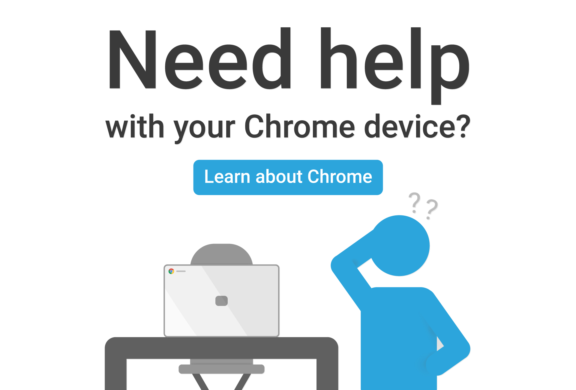 Need help with your Chrome device? Visit resources.promevo.com for help!